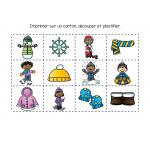 Déplacements sur quadrillage (hiver)