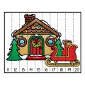 Casse-tête numériques (Hiver et Noël)