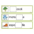 Syllabes complexes