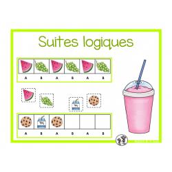Suites logiques (aliments)