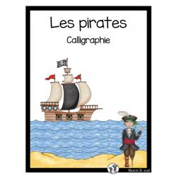 Calligraphie (Les pirates)