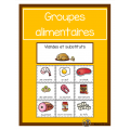 Groupes alimentaires