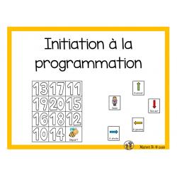 Initiation à la programmation (Nombres 10 à 20)