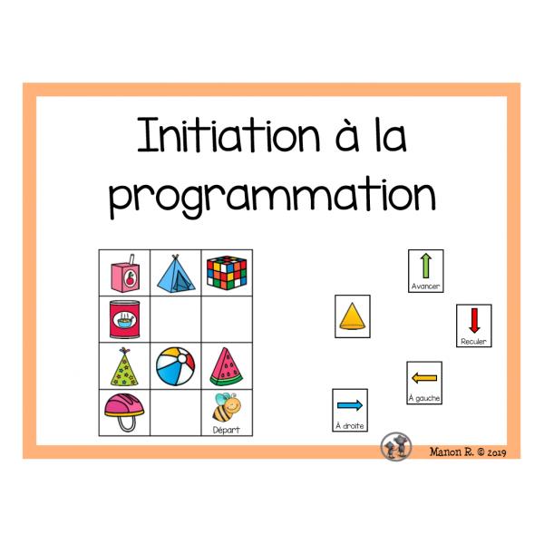 Initiation à la programmation (Les solides)