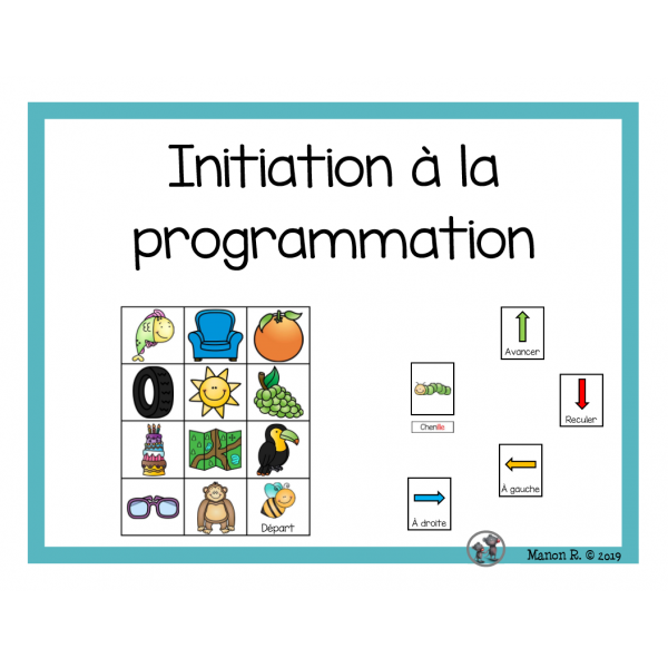 Initiation à la programmation (Les rimes)