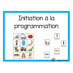 Programmation (Syllabe simple initiale)