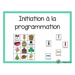 Initiation à la programmation (Les mois)
