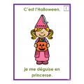 C'est l'Halloween!  (apprentis lecteurs)