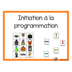 Initiation à la programmation (L'Halloween)