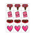 Reproduire une grille (St-Valentin)