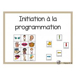 Initiation à la programmation (Le corps humain)