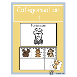 Classification (animaux)