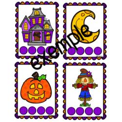 Une syllabe pour l'Halloween