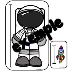 À la grandeur de l'espace
