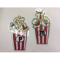 Le son initial du popcorn