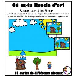 Où es-tu Boucle d'Or?