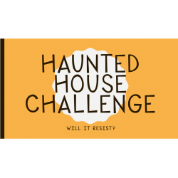 Construction Challenge: Halloween