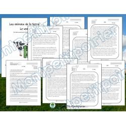 6 Textes informatifs-animaux de la ferme