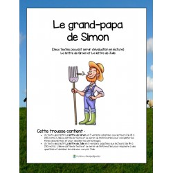 Lecture- Le grand-papa de Simon (10 versions)