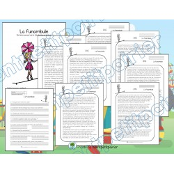 Lecture - La funambule (texte informatif)