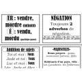 Affiches grammaticales