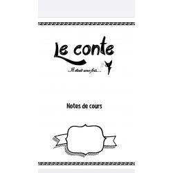 Le conte - Éléments théoriques (version trouée)