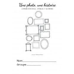 Exposé oral - UNE PHOTO, UNE HISTOIRE