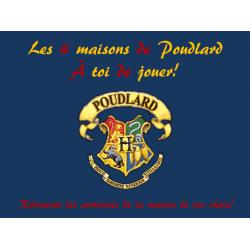 Réinventer Poudlard