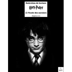 Harry Potter - entretien de lecture