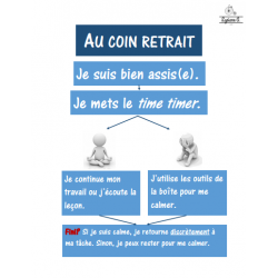 Coin retrait