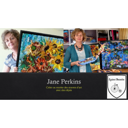 Jane Perkins, artiste contemporaine