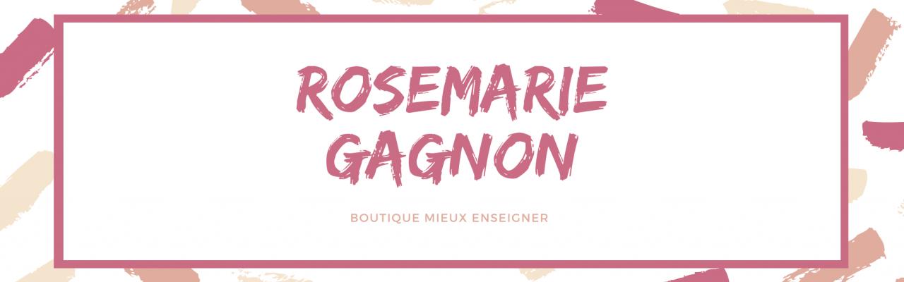 Mme Rosemarie