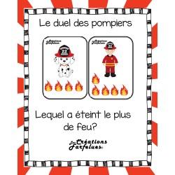 Le duel des pompiers
