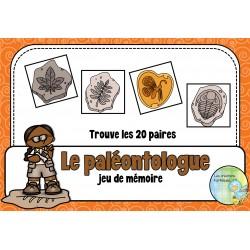 Le paléontologue