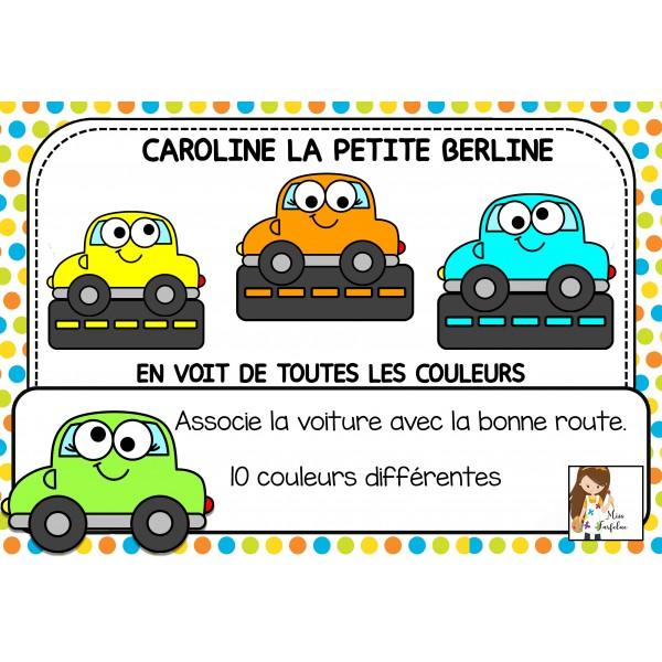 Caroline la petite berline