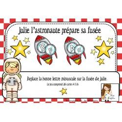 La fusée de Julie