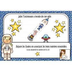 Les fusées 123