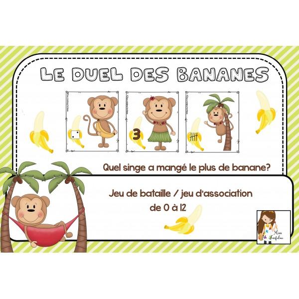 Le duel des bananes