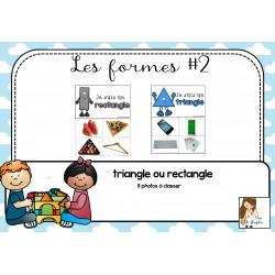 Triangle ou rectangle