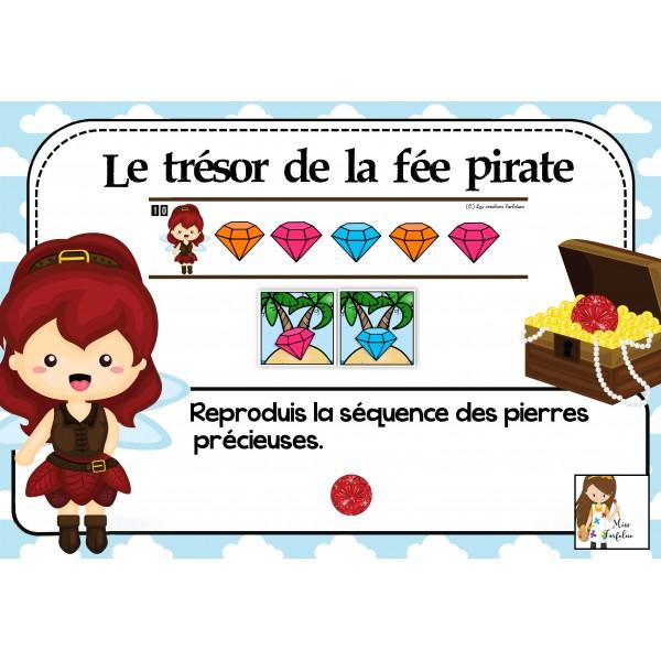 Le trésor de la fée pirate