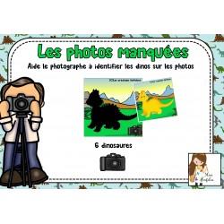 Les photos manquées - Les dinos