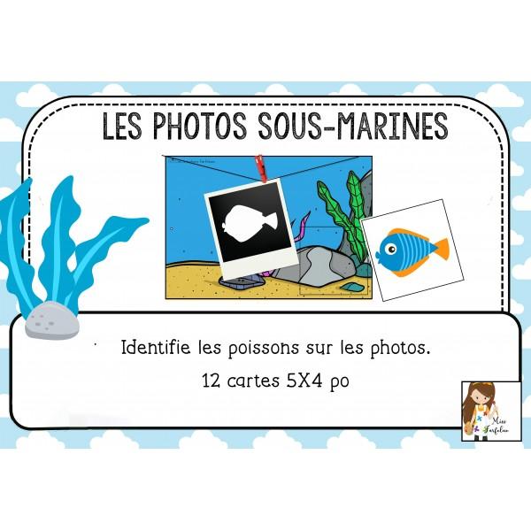 Les photos manquées - Photos sous-marines