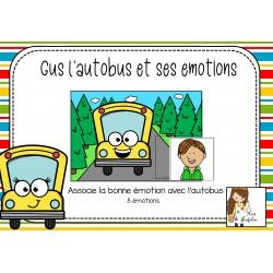 Gus l'autobus et ses émotions