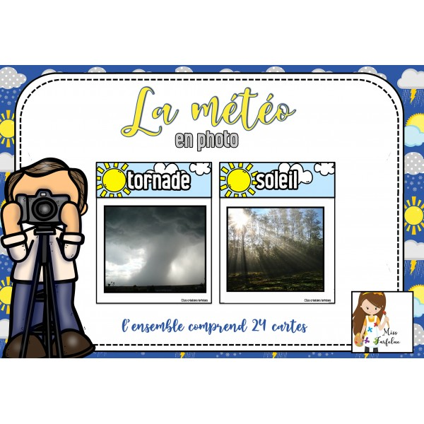 La météo en photo