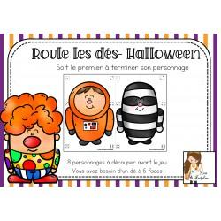 Roule les dés - Halloween