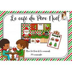 Le café du Père Noël