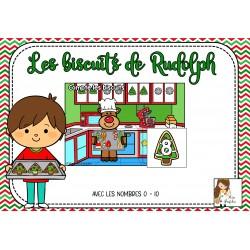 Les biscuits de Rudolph