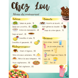 Restaurant Chez Lou