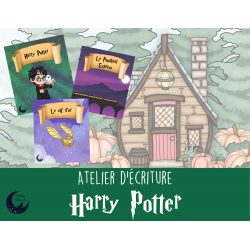 Harry Potter - Atelier d'écriture