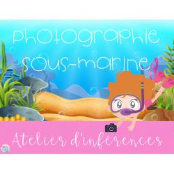 Atelier d'inférences - Photographie sous-marine